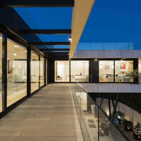 LuxView Slide Residential